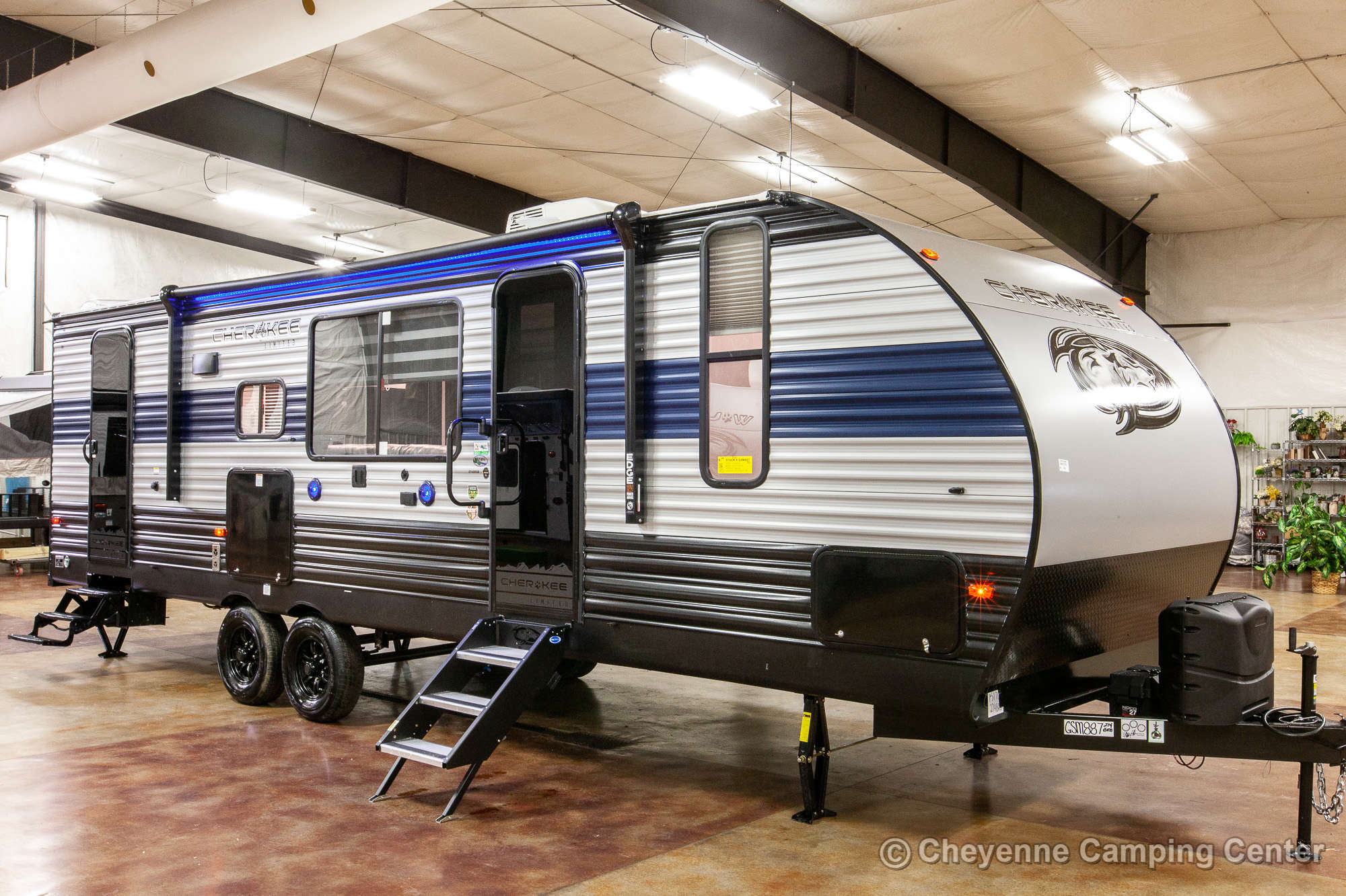 2022 Forest River Cherokee 274BRB Bunkhouse Travel Trailer