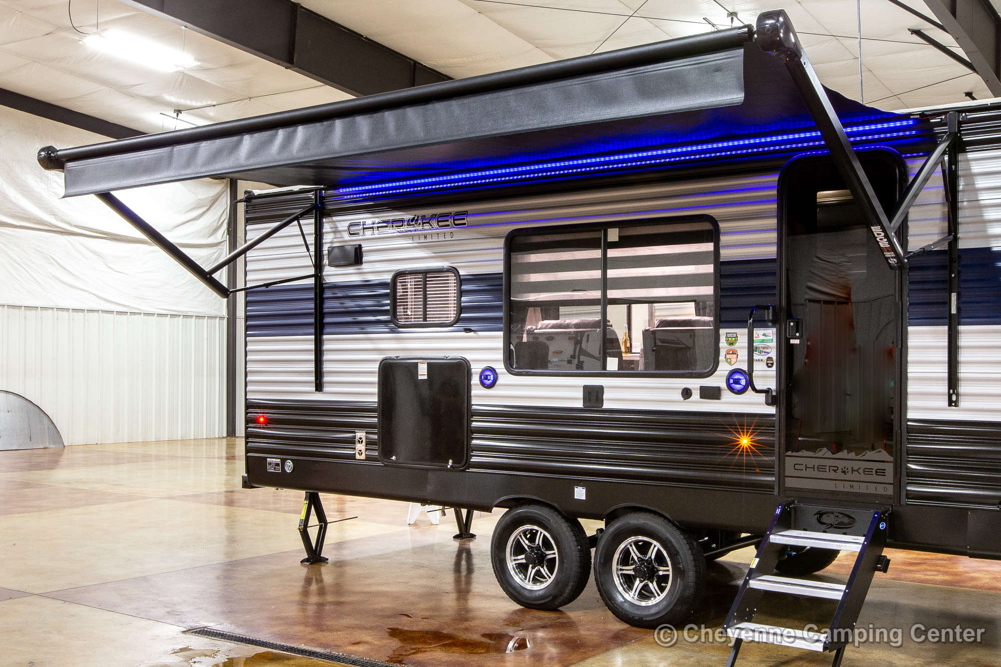2022 Forest River Cherokee 274RK Travel Trailer Exterior Image