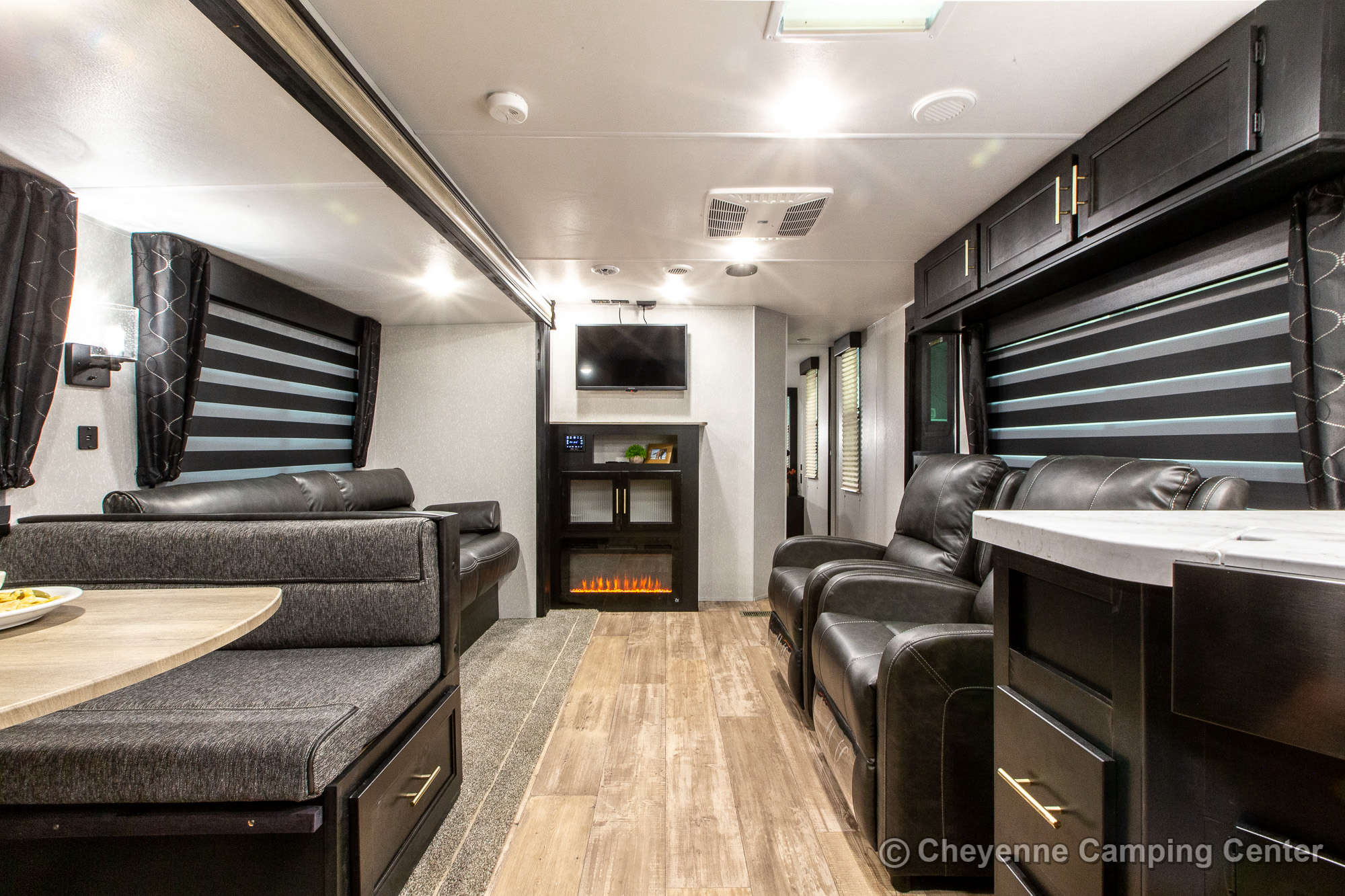 2022 Forest River Cherokee 274RK Travel Trailer Interior Image