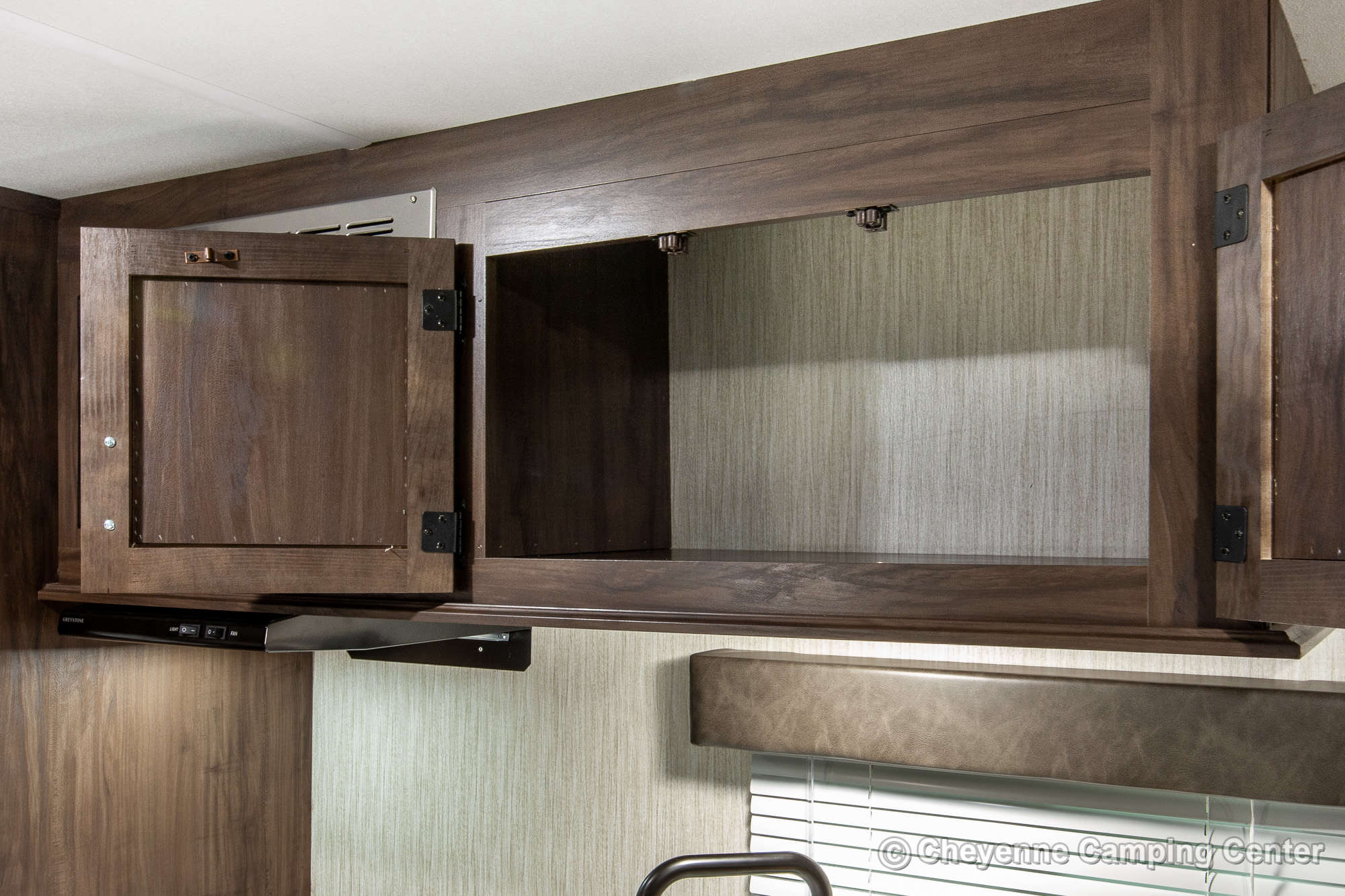 2021 Forest River Cherokee Wolf Pup 16FQ Travel Trailer Interior Image