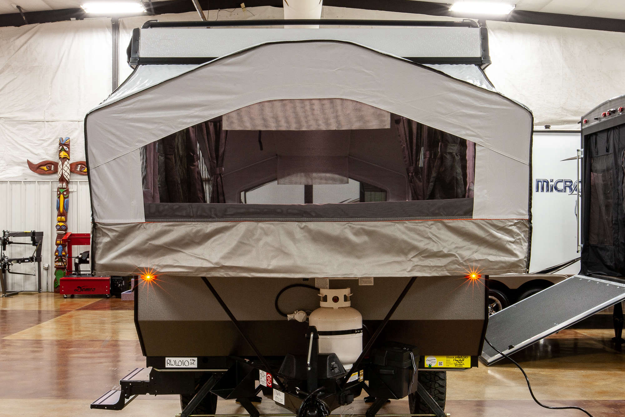 2020 Forest River Flagstaff Sports Enthusiast 176SE Folding Camper Exterior Image