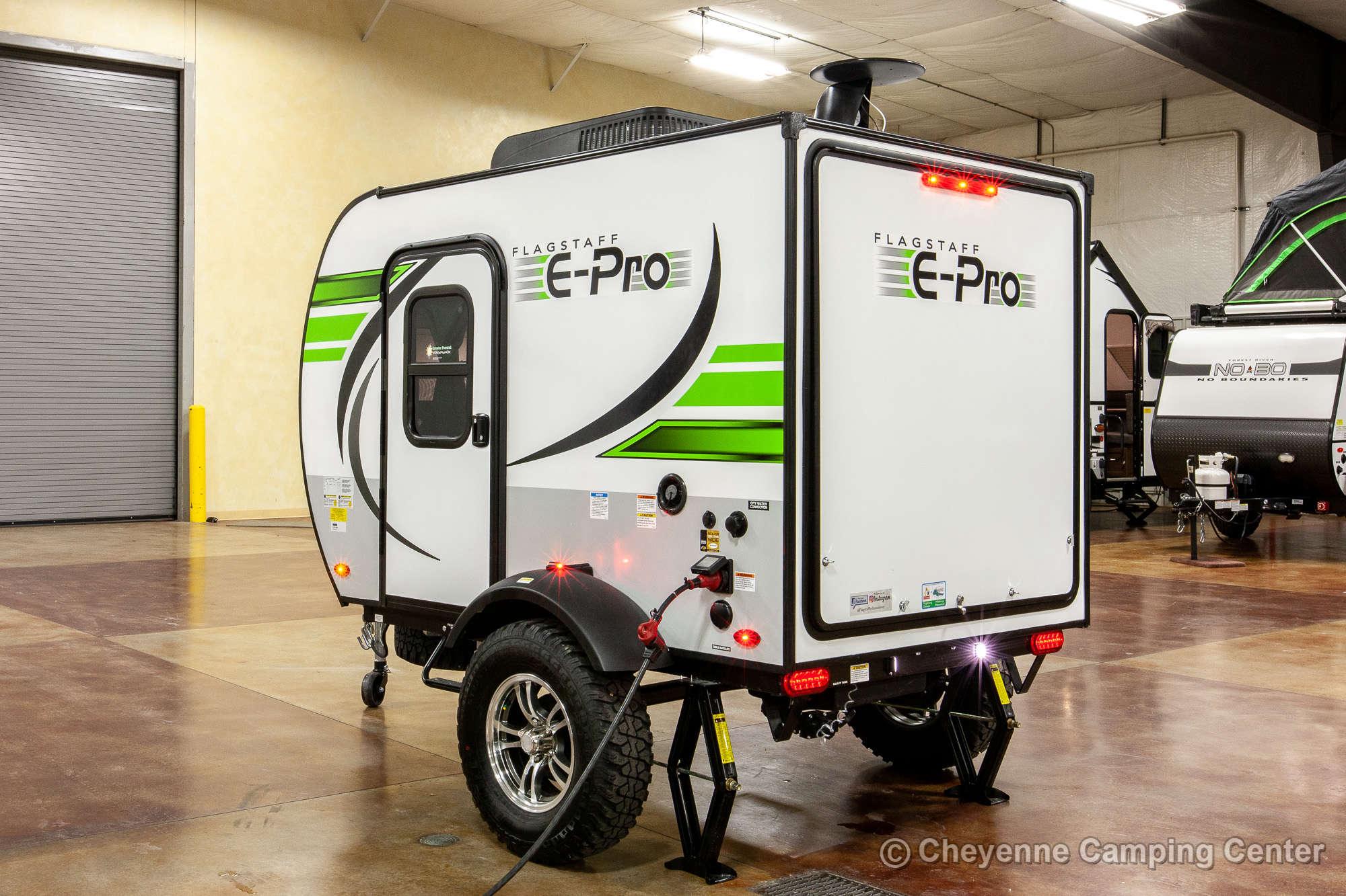 2021 Forest River Flagstaff E-Pro E12RK Travel Trailer Exterior Image