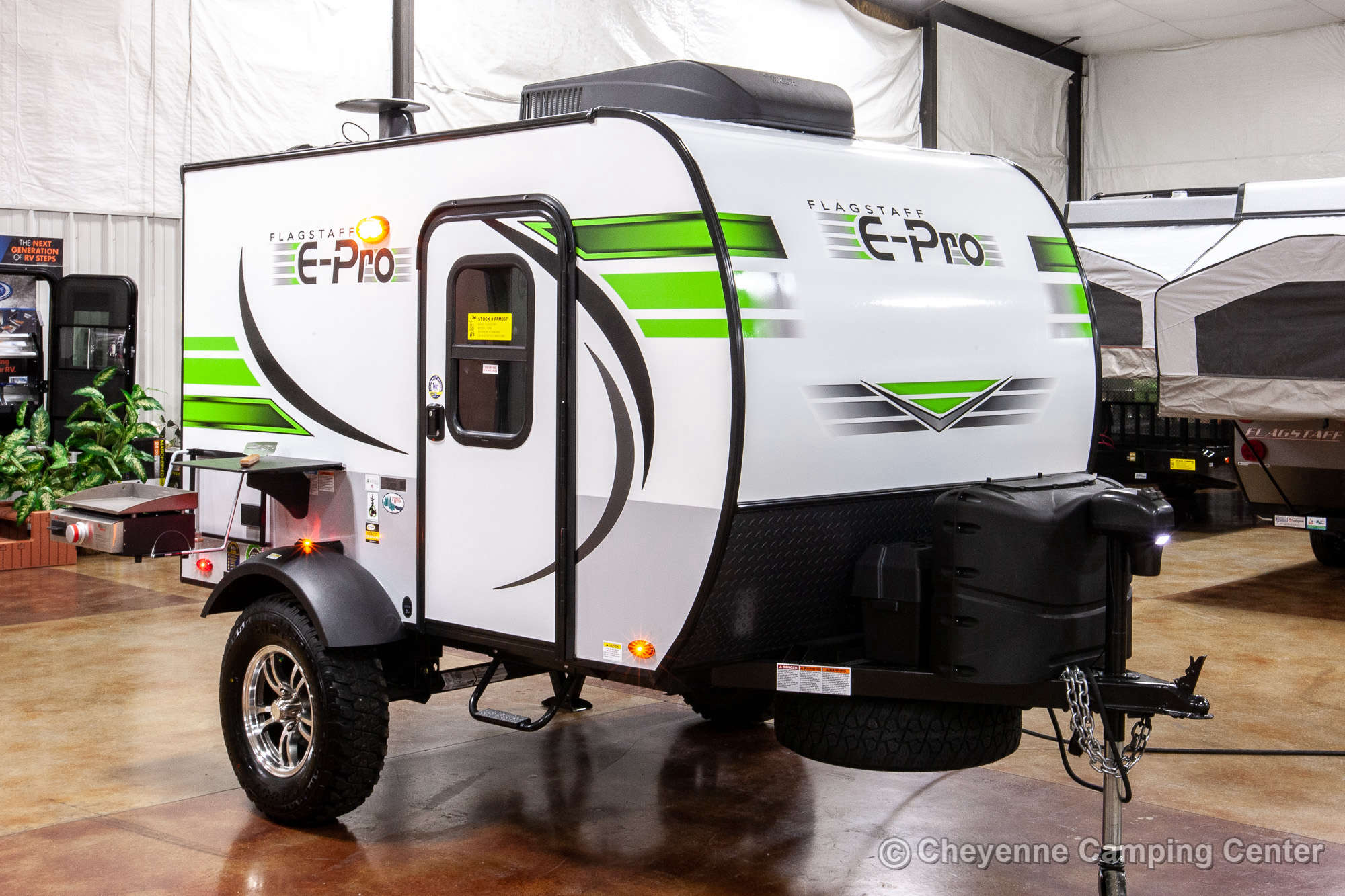 2021 Forest River Flagstaff E-Pro E12SRK Travel Trailer