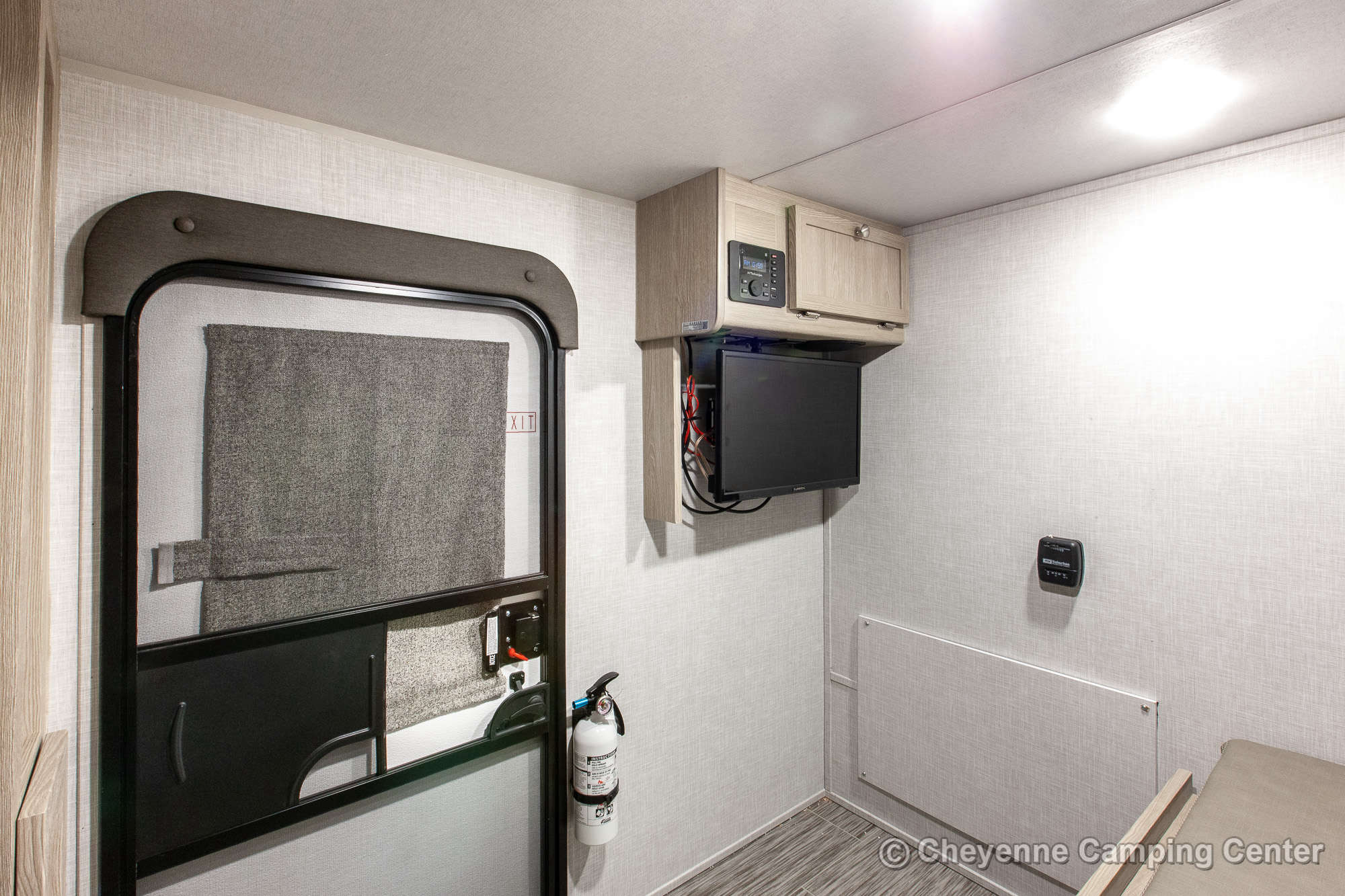 2021 Forest River Flagstaff E-Pro E12SRK Travel Trailer Interior Image