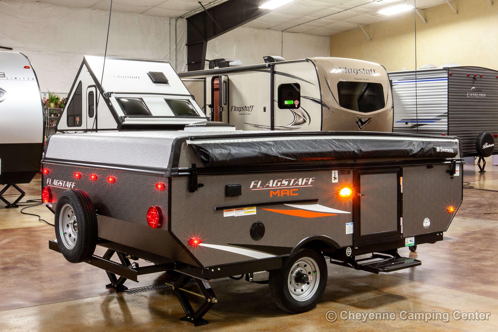 2021 Forest River Flagstaff MAC 206LTD Folding Camper Exterior Image