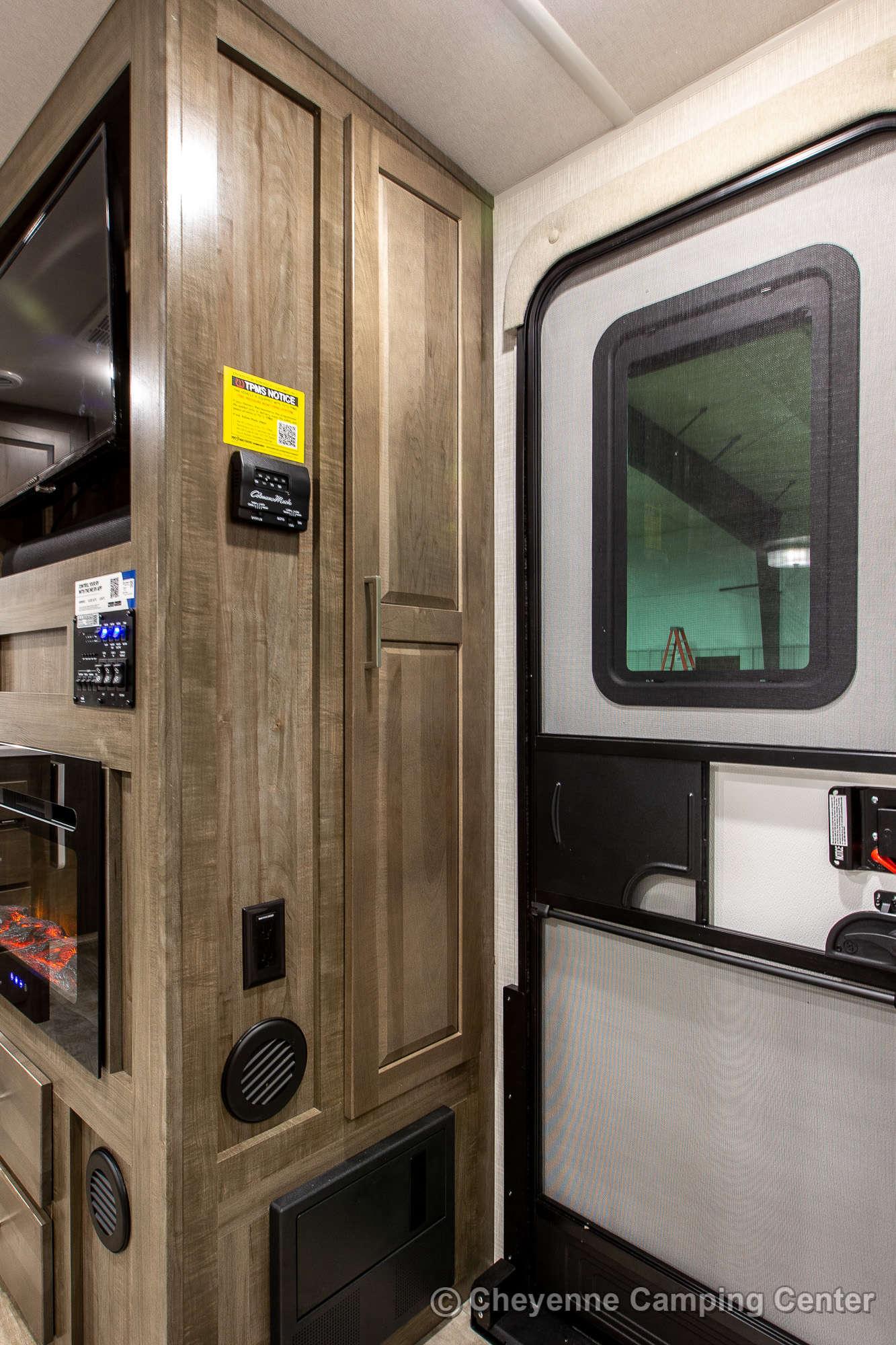 2022 Forest River Flagstaff Micro Lite 25FBLS Travel Trailer Interior Image