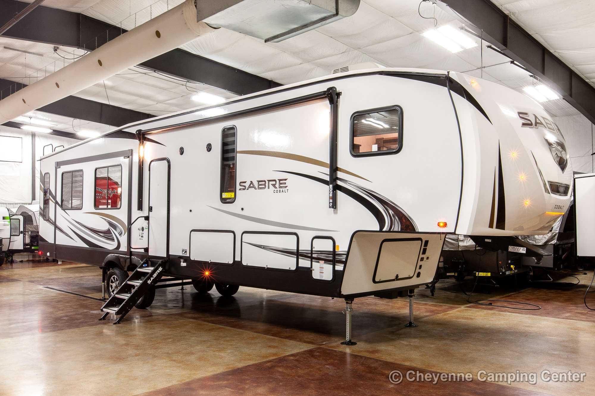 2021 Forest River Sabre 36BHQ Bunkhouse Fifth Wheel