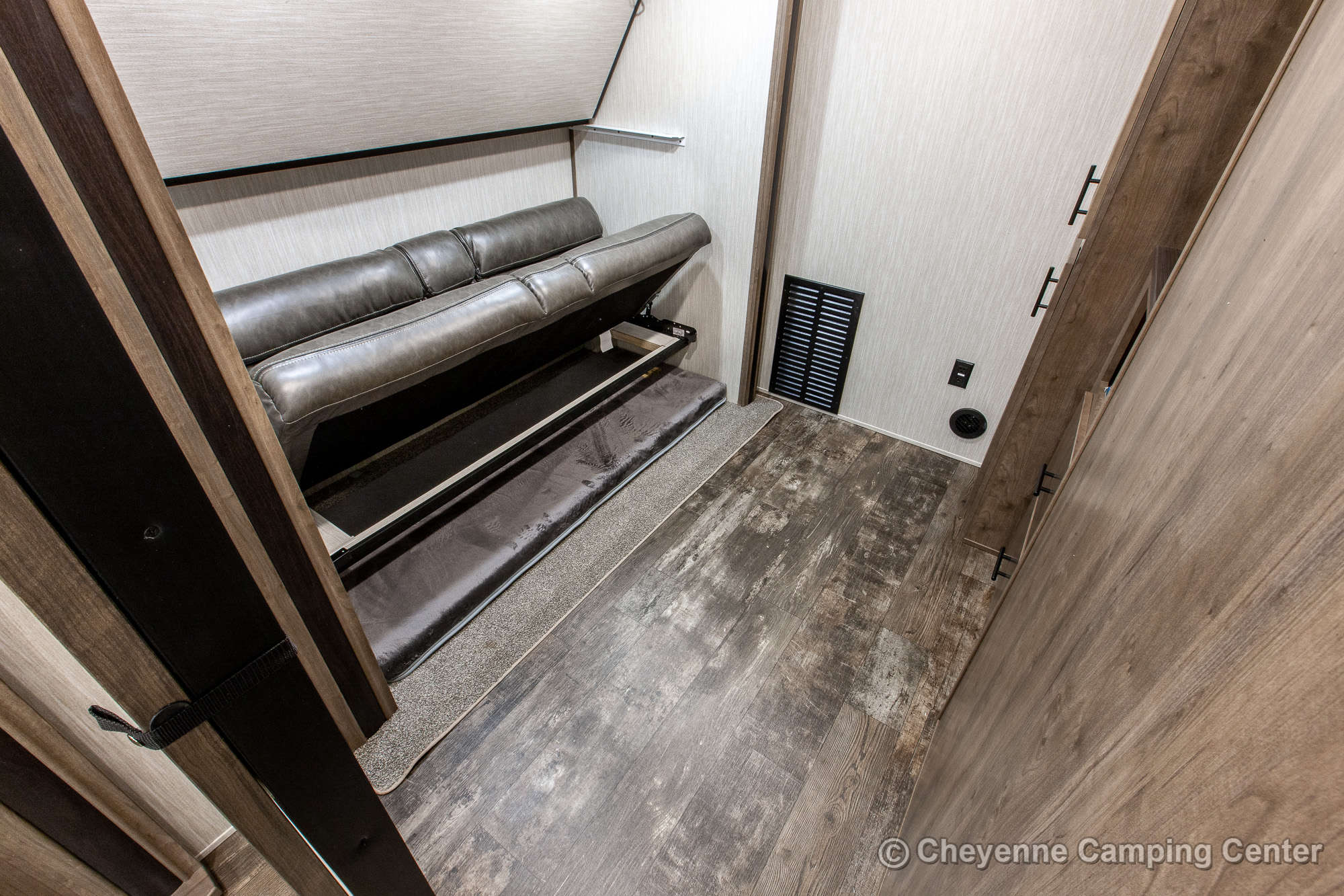 2021 Forest River Sabre 36BHQ Bunkhouse Fifth Wheel Interior Image