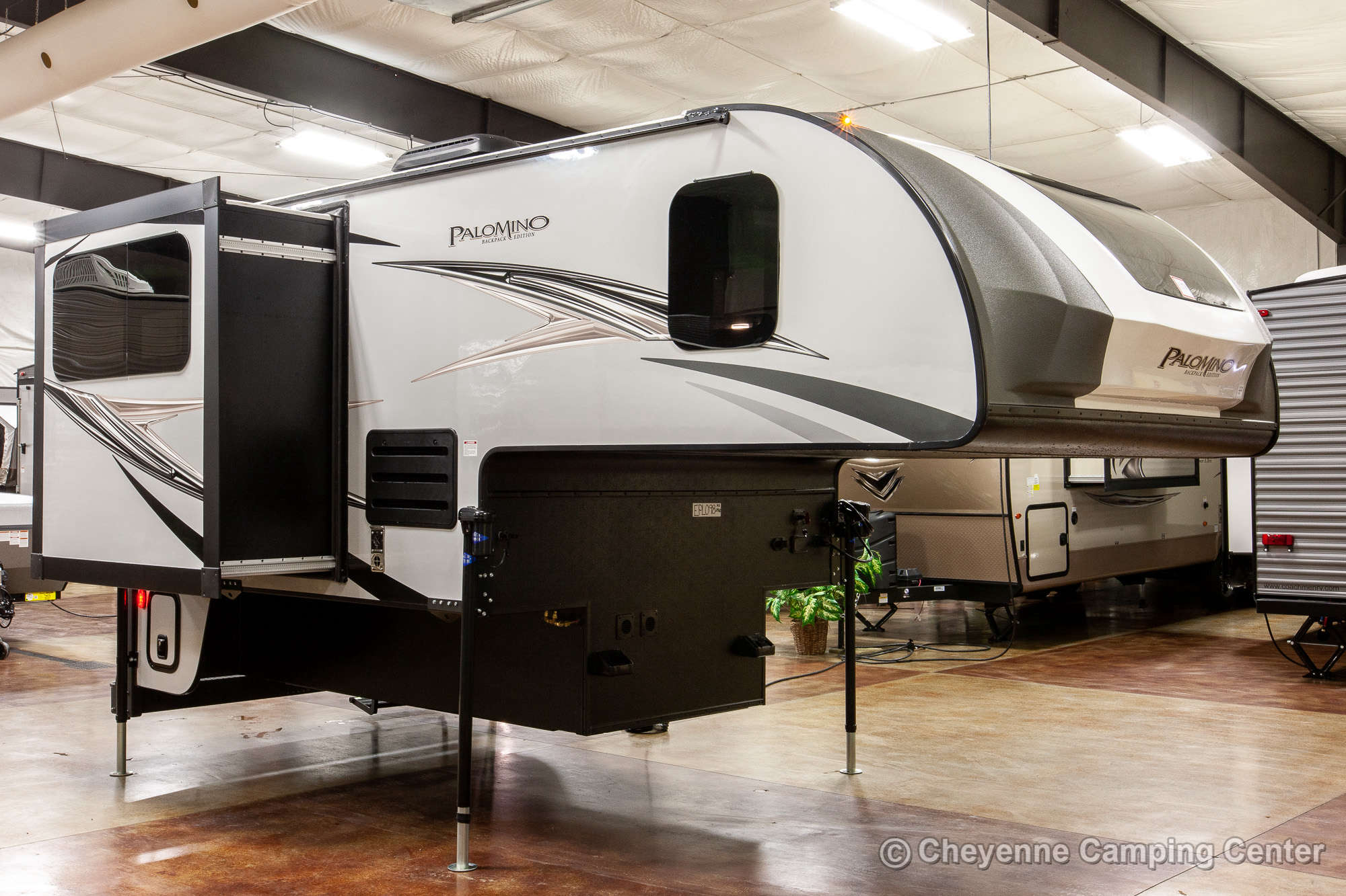 2020 Palomino BackPack HS-2902 Truck Camper Exterior Image