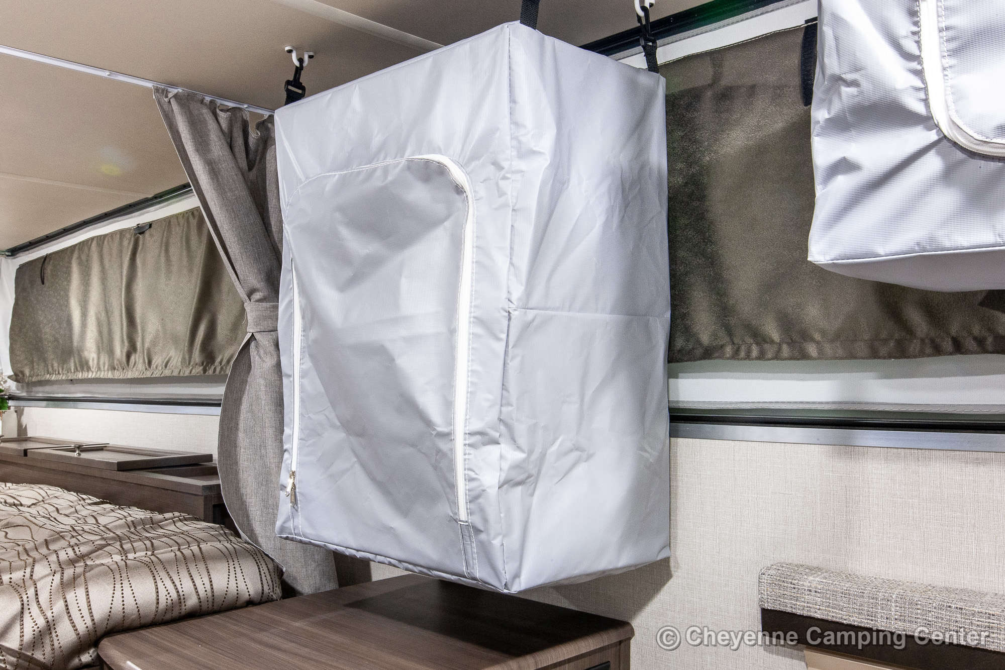 2021 Palomino BackPack SS-550 Truck Camper Interior Image
