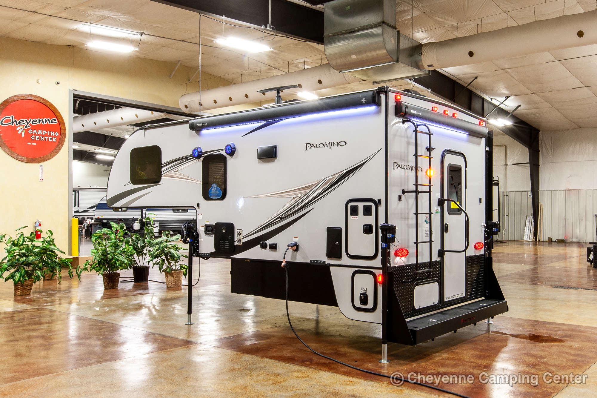 2021 Palomino BackPack HS-2910 Truck Camper Exterior Image