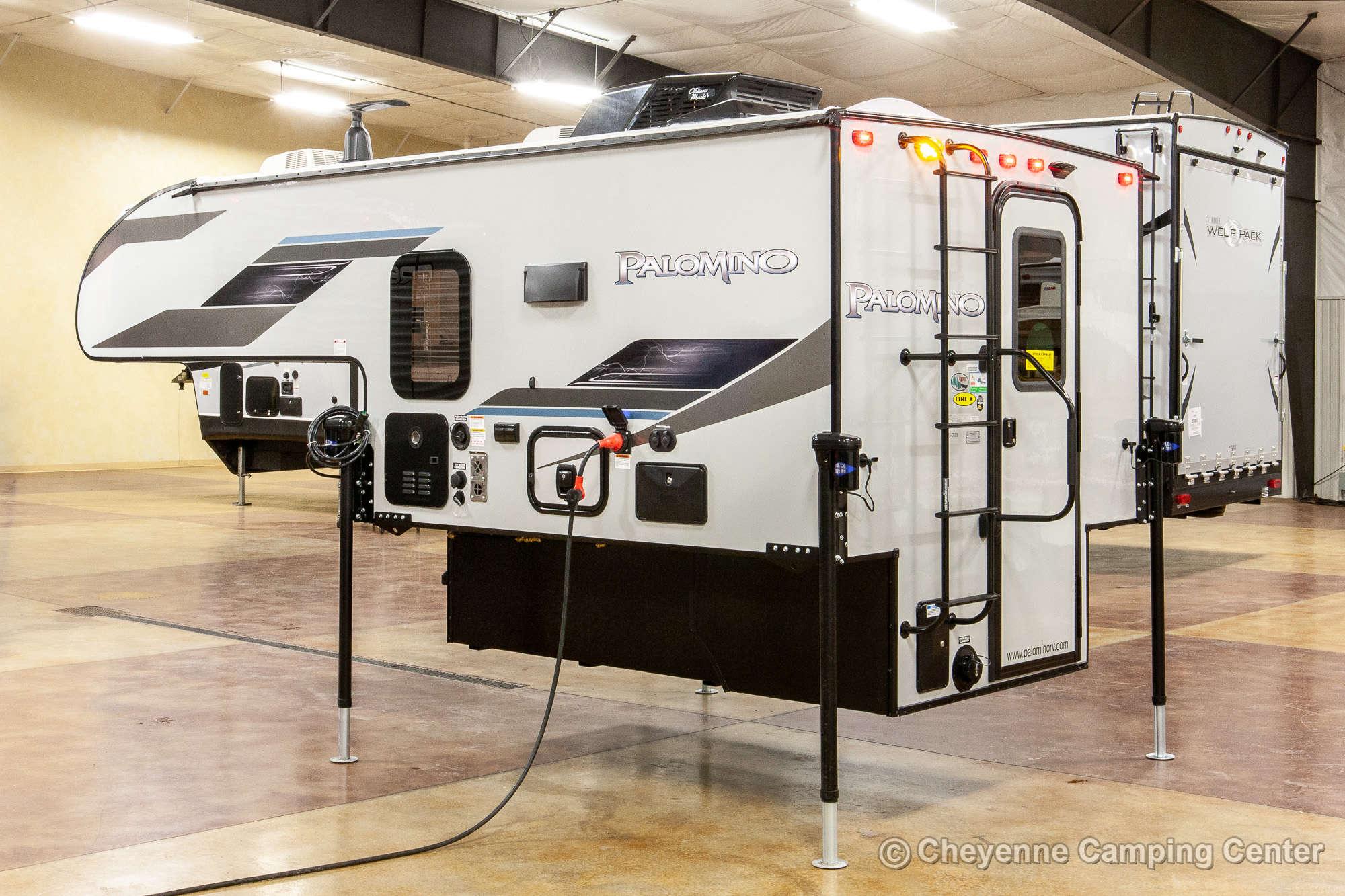 2021 Palomino BackPack HS-750 Truck Camper Exterior Image