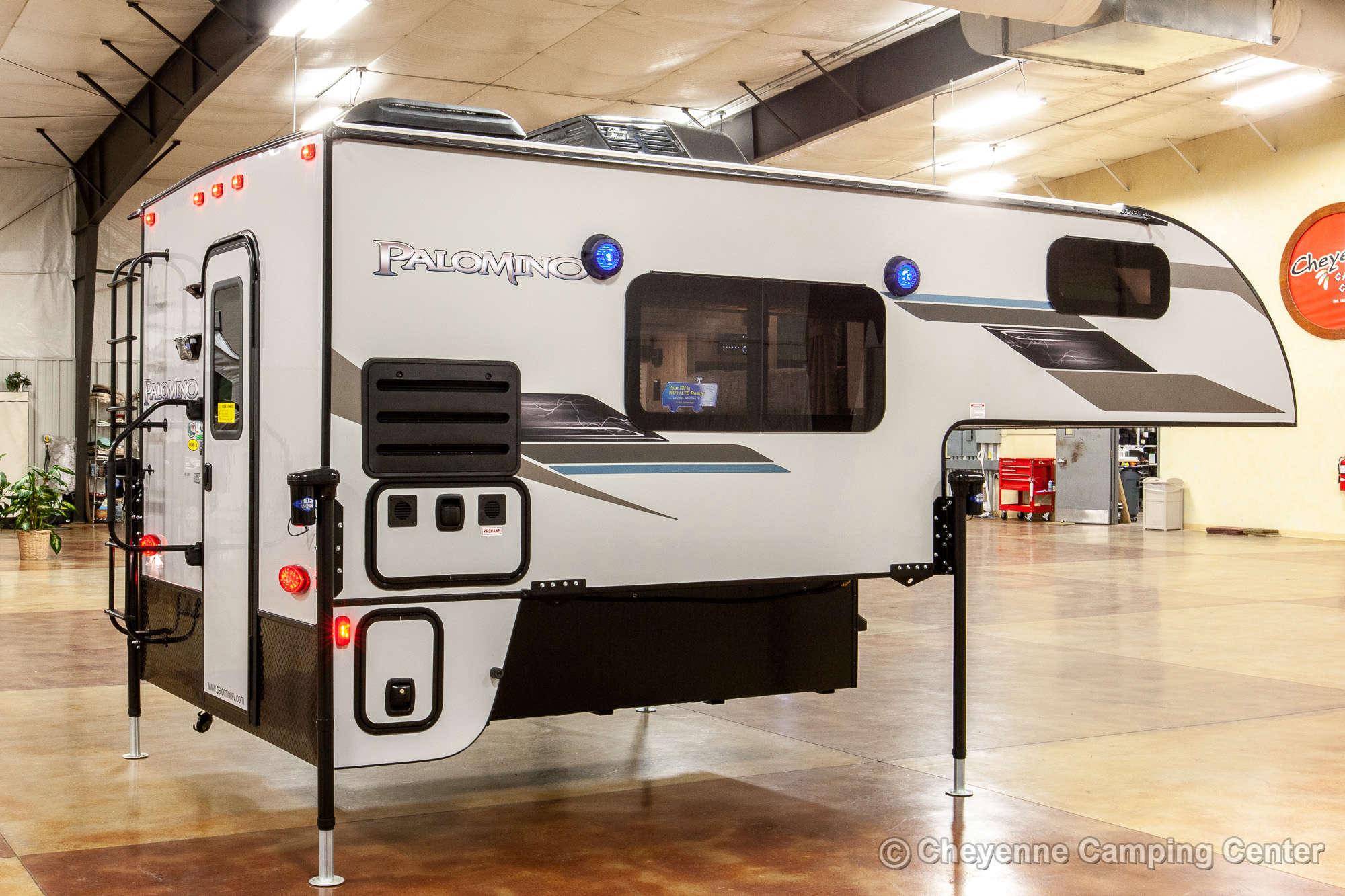 2021 Palomino BackPack HS-8801 Truck Camper Exterior Image