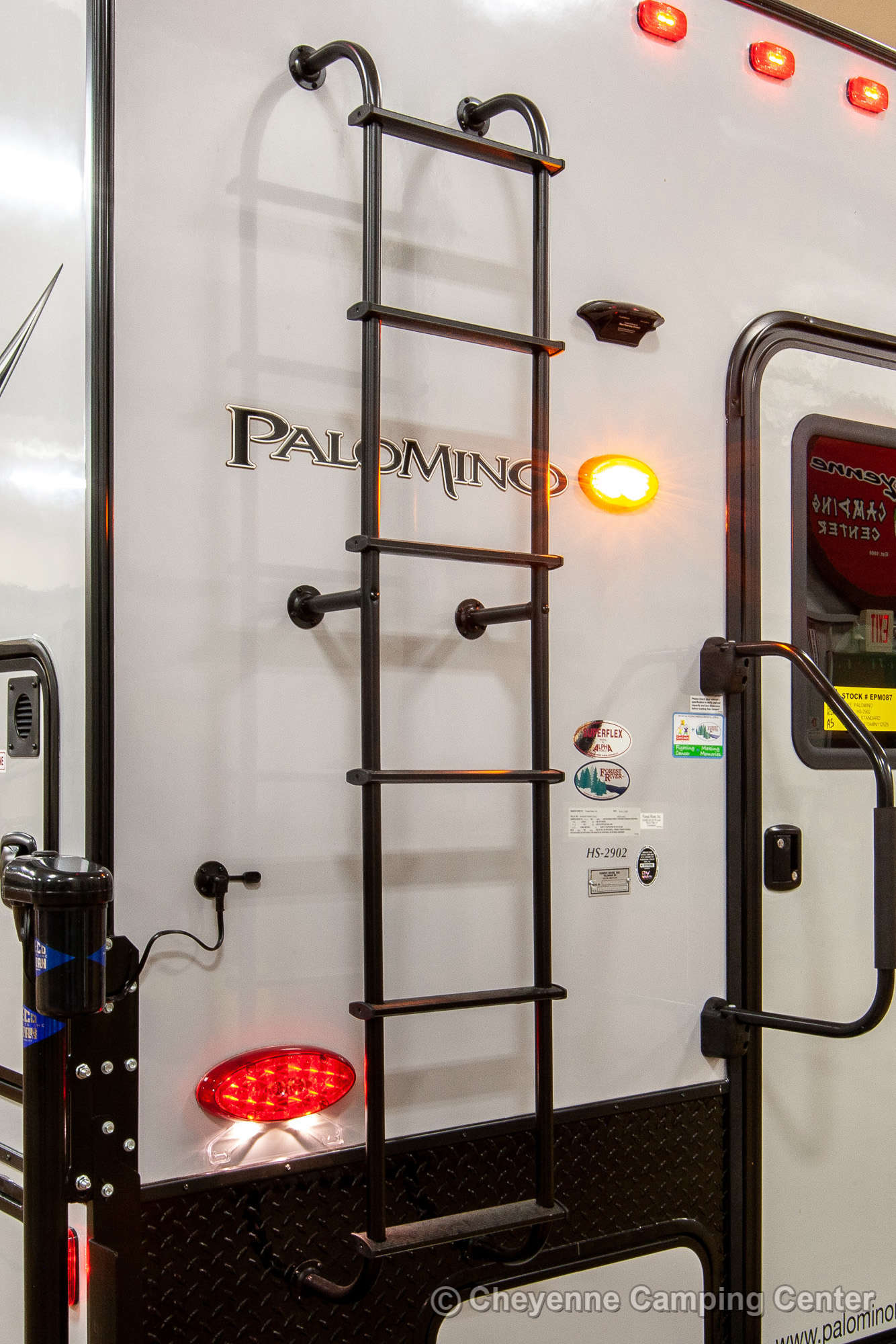2021 Palomino BackPack HS-2902 Truck Camper Exterior Image