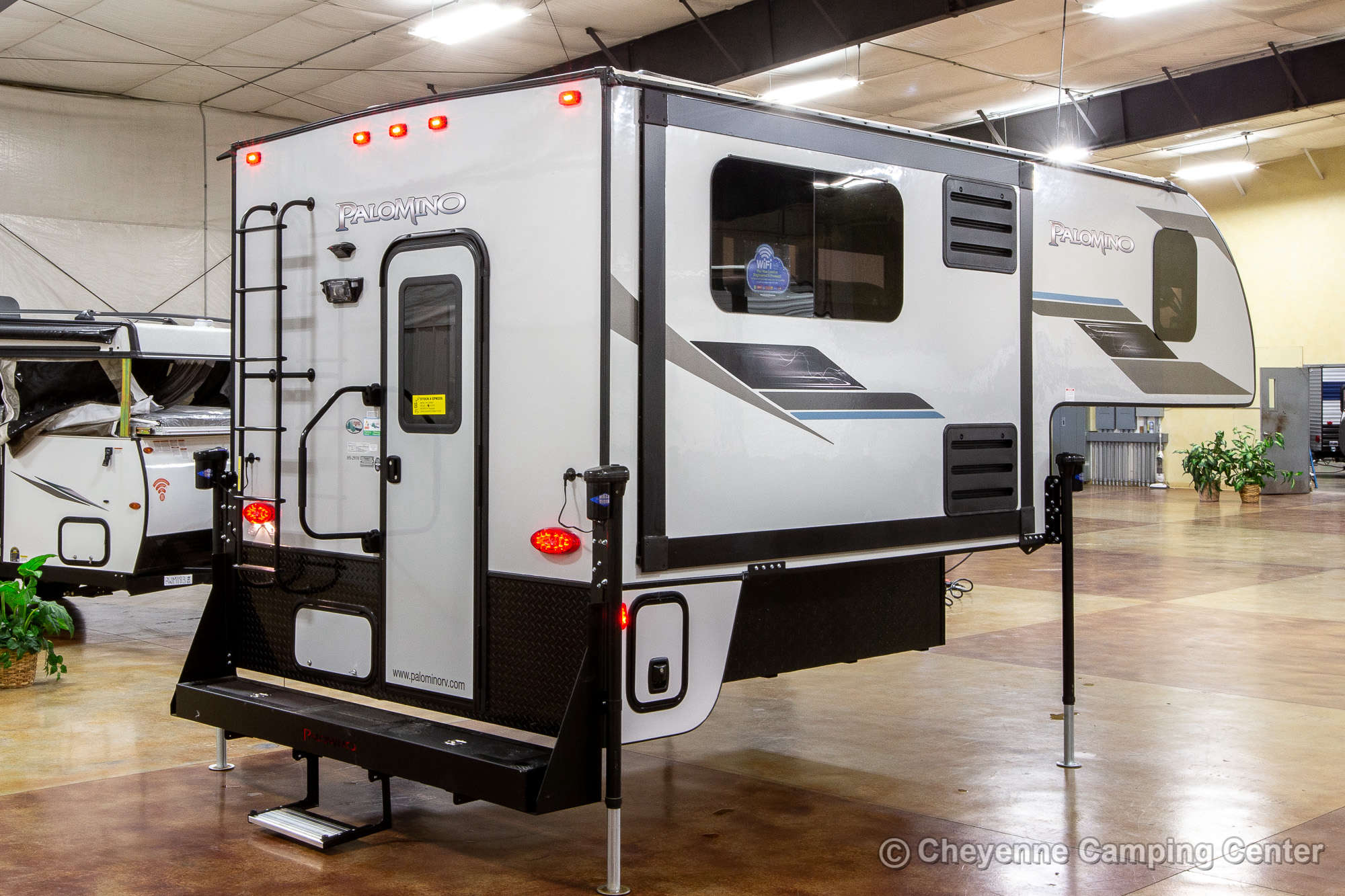 2021 Palomino BackPack HS-2910 Truck Camper Exterior Image