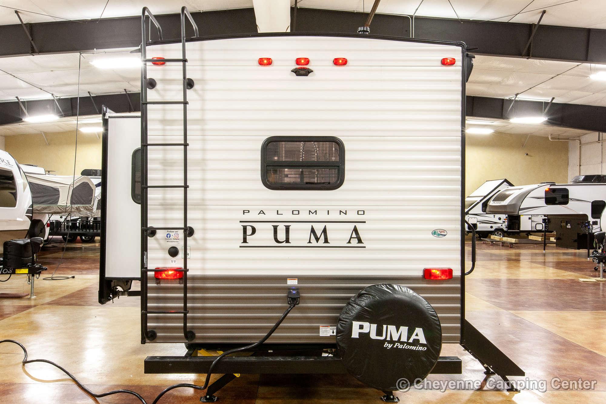 2021 Palomino Puma 255RKS Fifth Wheel Exterior Image