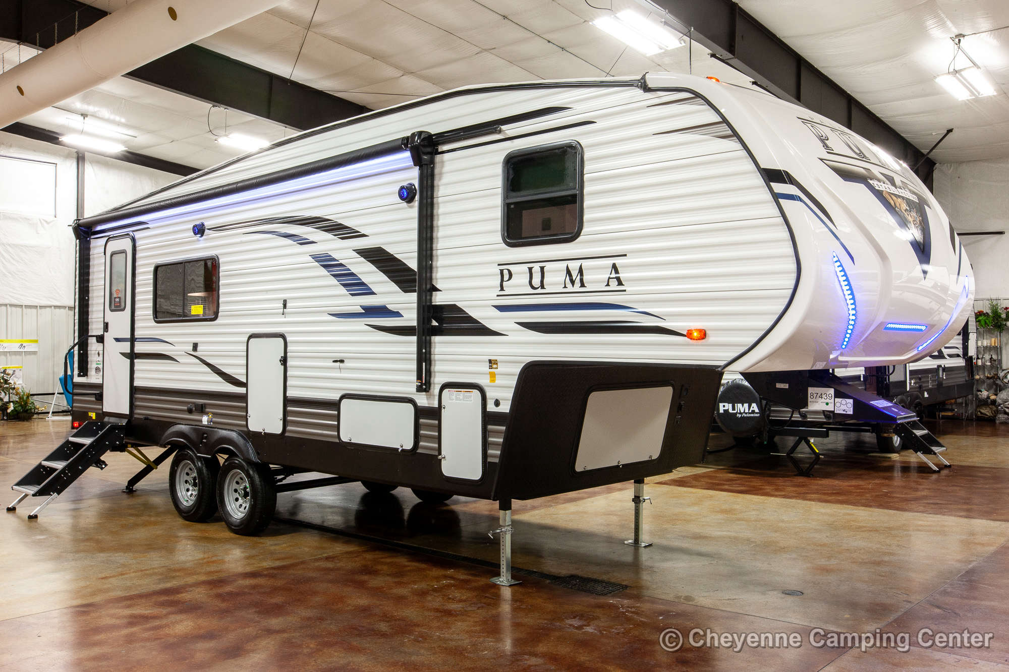 2021 Palomino Puma 255RKS Fifth Wheel