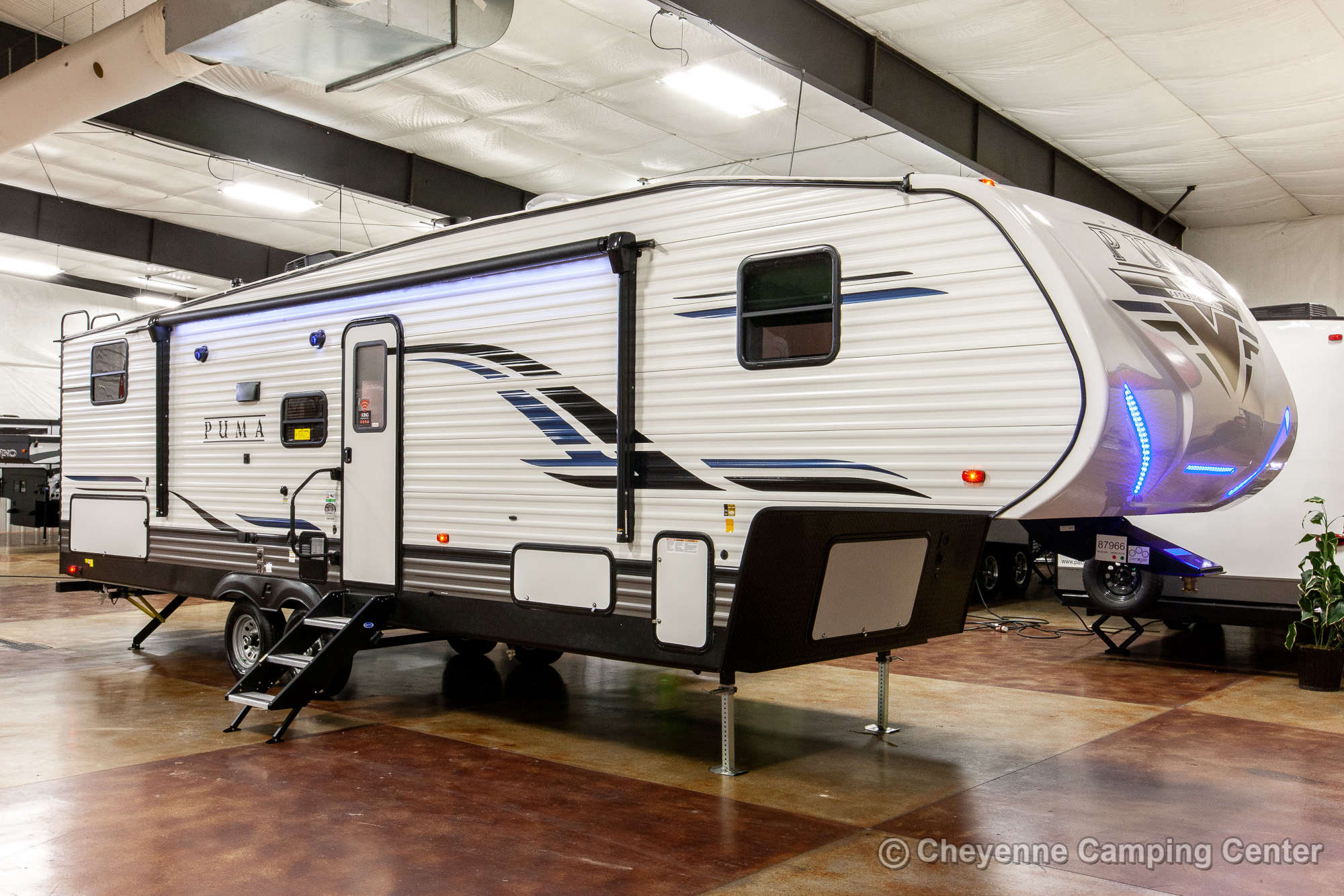 2021 Palomino Puma 289BHS Bunkhouse Fifth Wheel