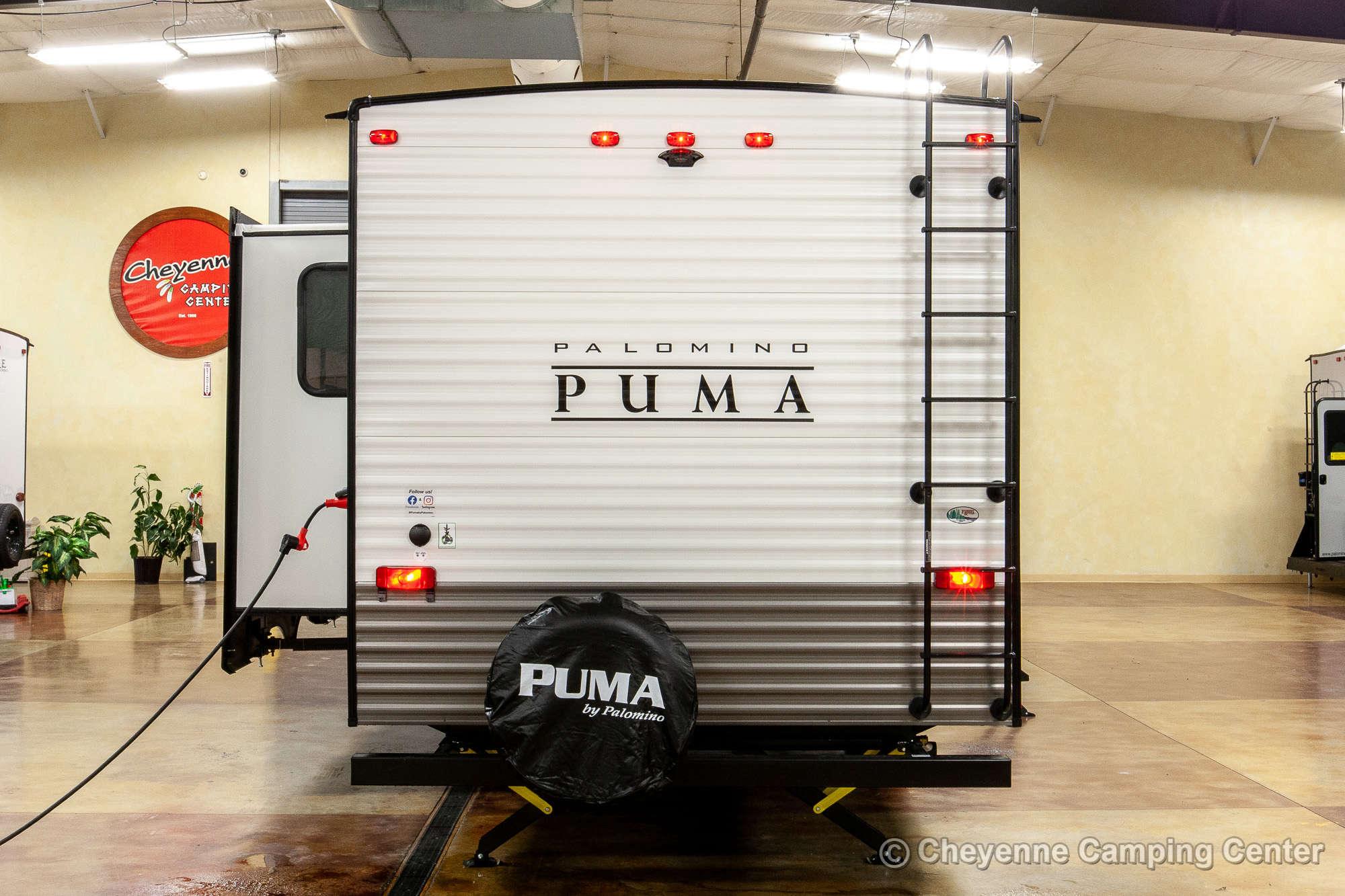 2022 Palomino Puma 289BHS Bunkhouse Fifth Wheel Exterior Image
