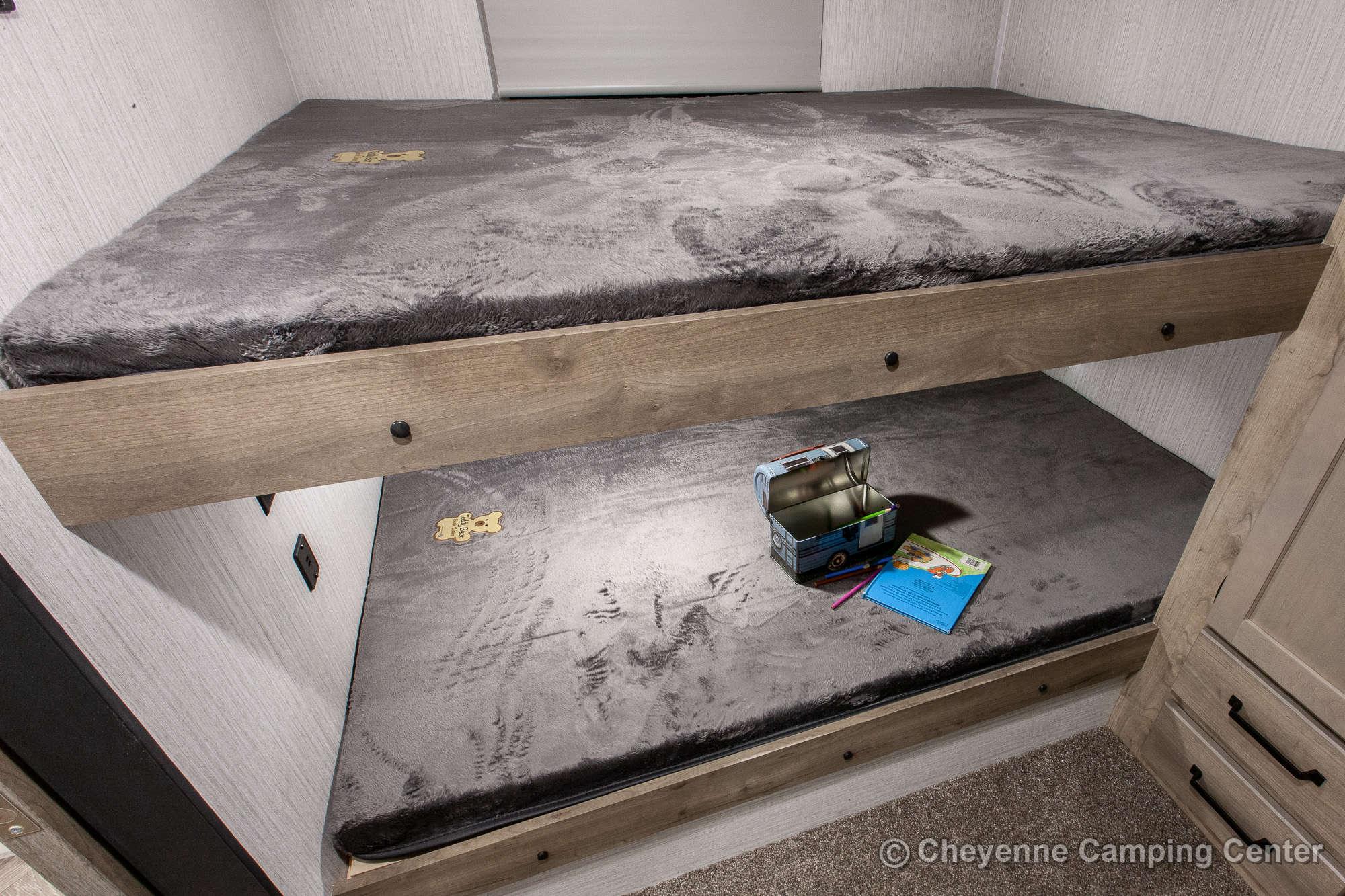2022 Palomino Puma 289BHS Bunkhouse Fifth Wheel Interior Image