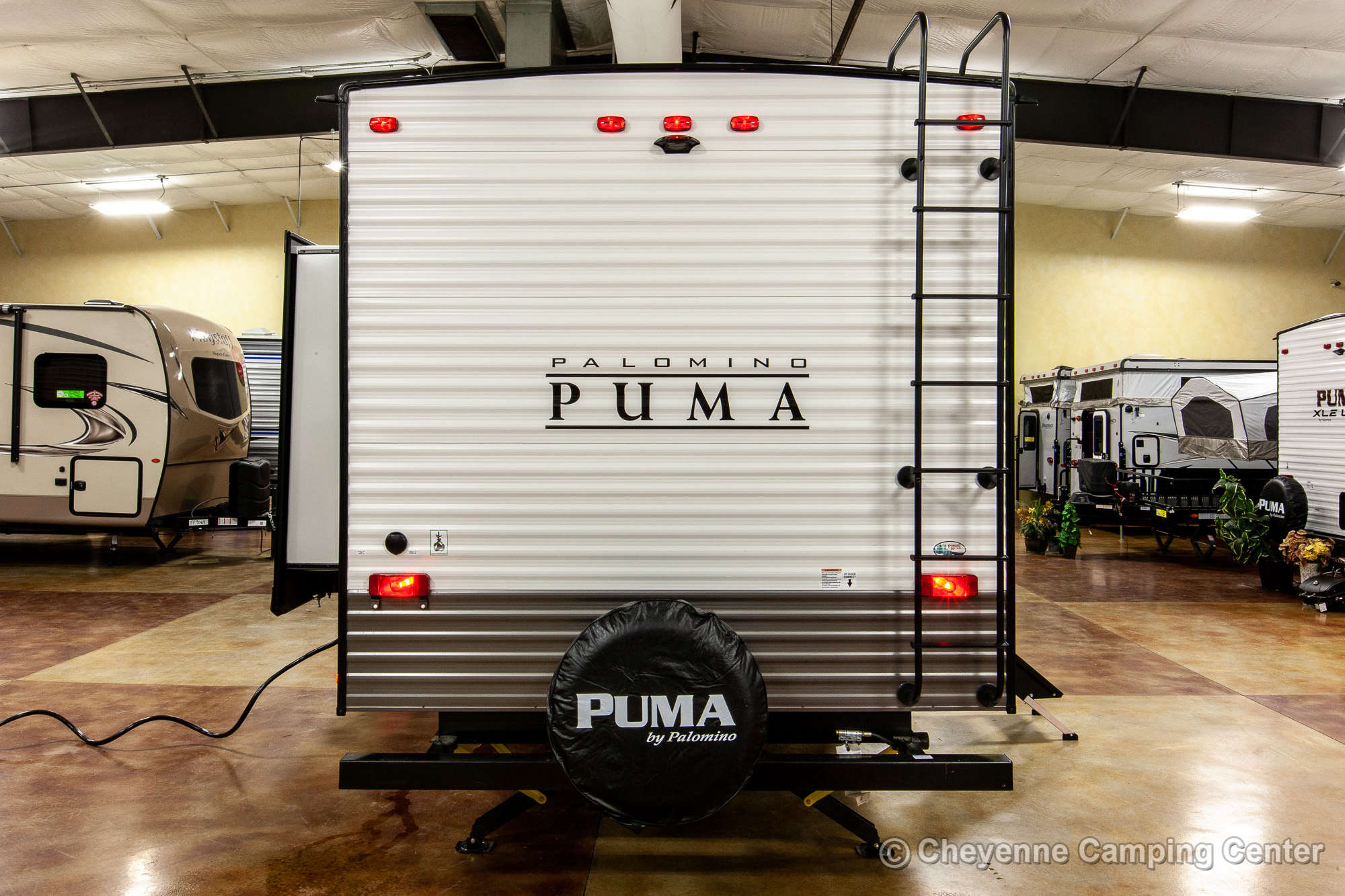 2020 Palomino Puma 28BHSS Bunkhouse Travel Trailer Exterior Image