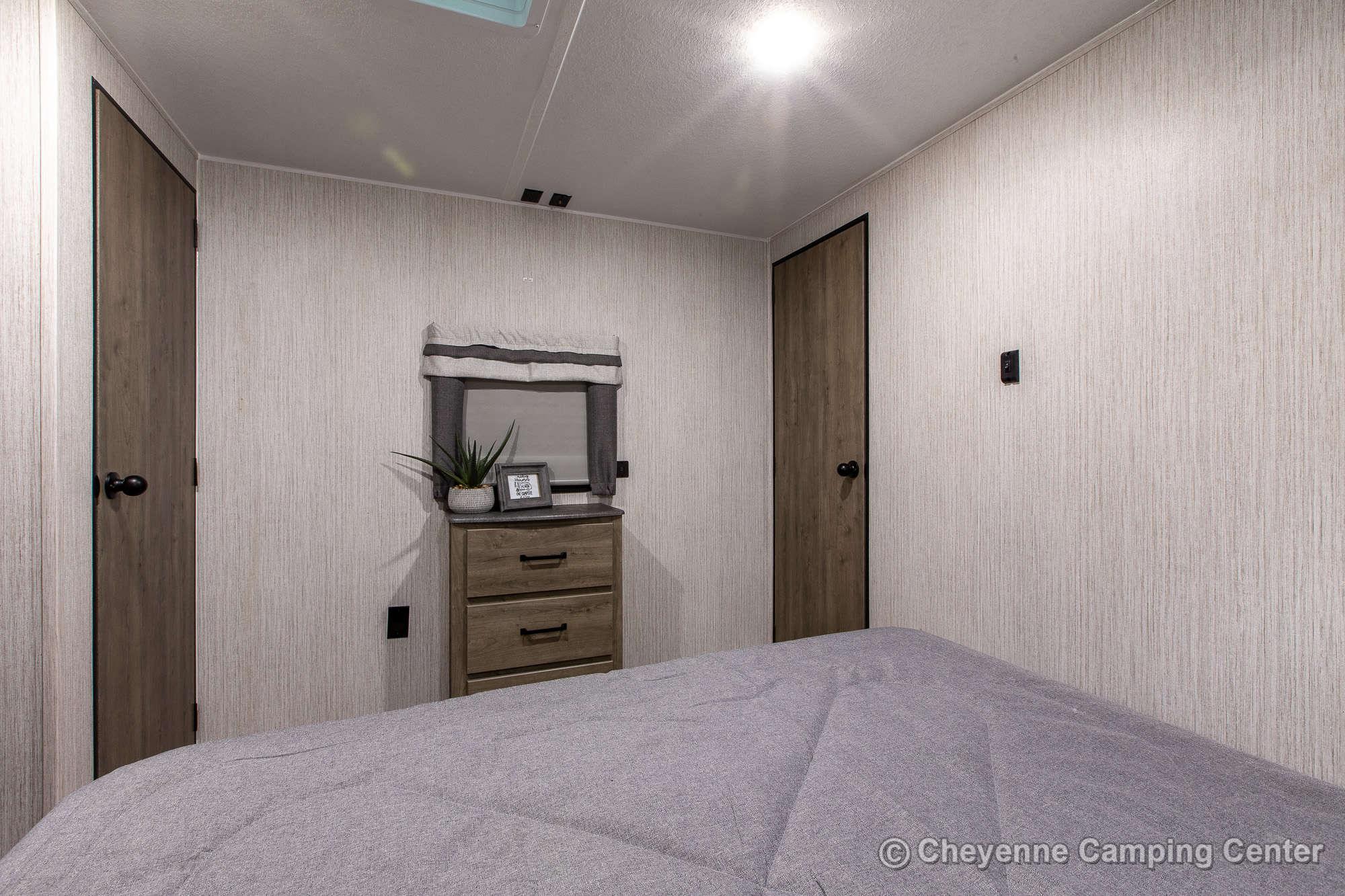2022 Palomino Puma 32RBFQ Bunkhouse Travel Trailer Interior Image