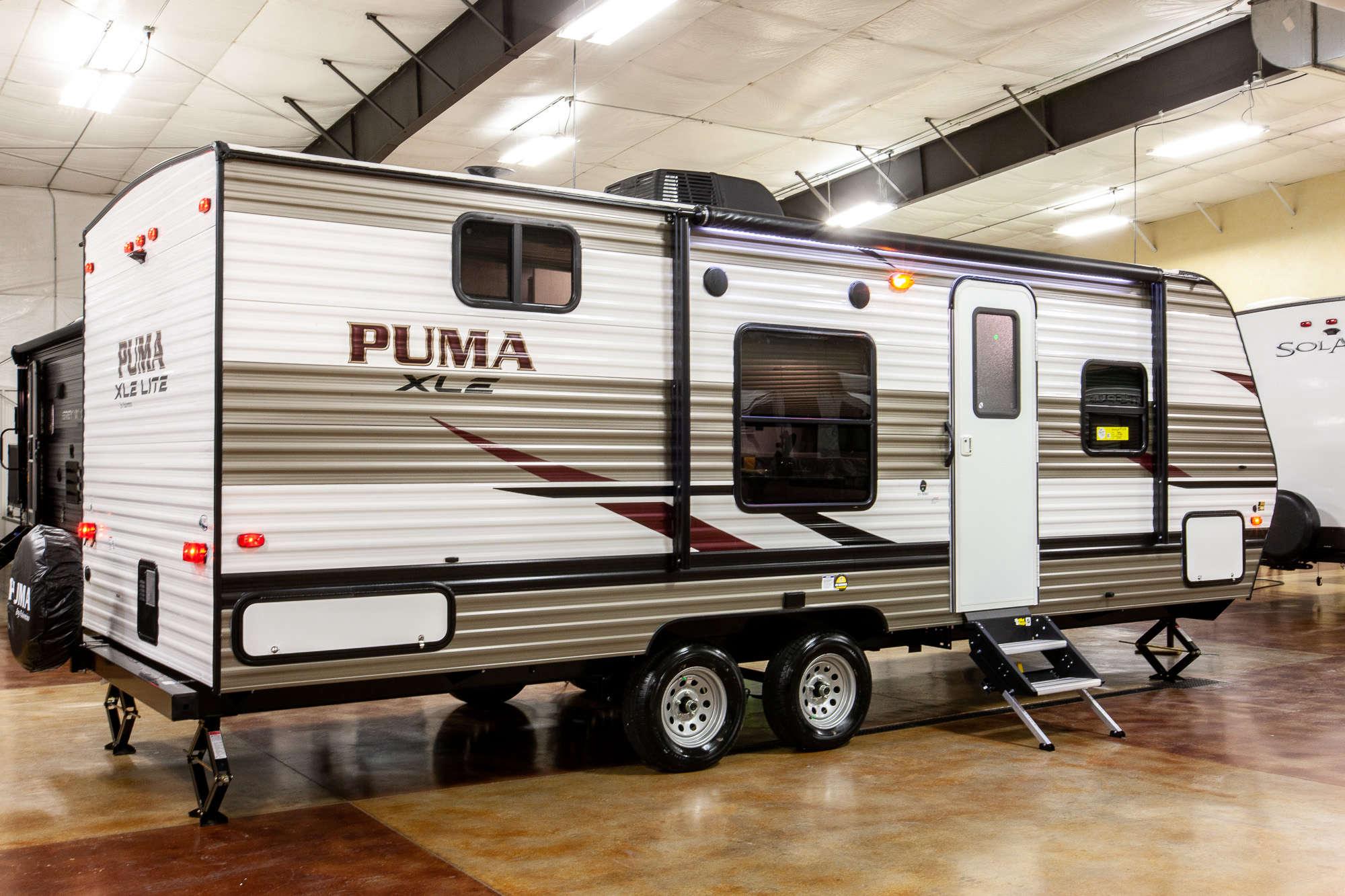 2021 Palomino Puma XLE Lite 20MBC Bunkhouse Travel Trailer Exterior Image