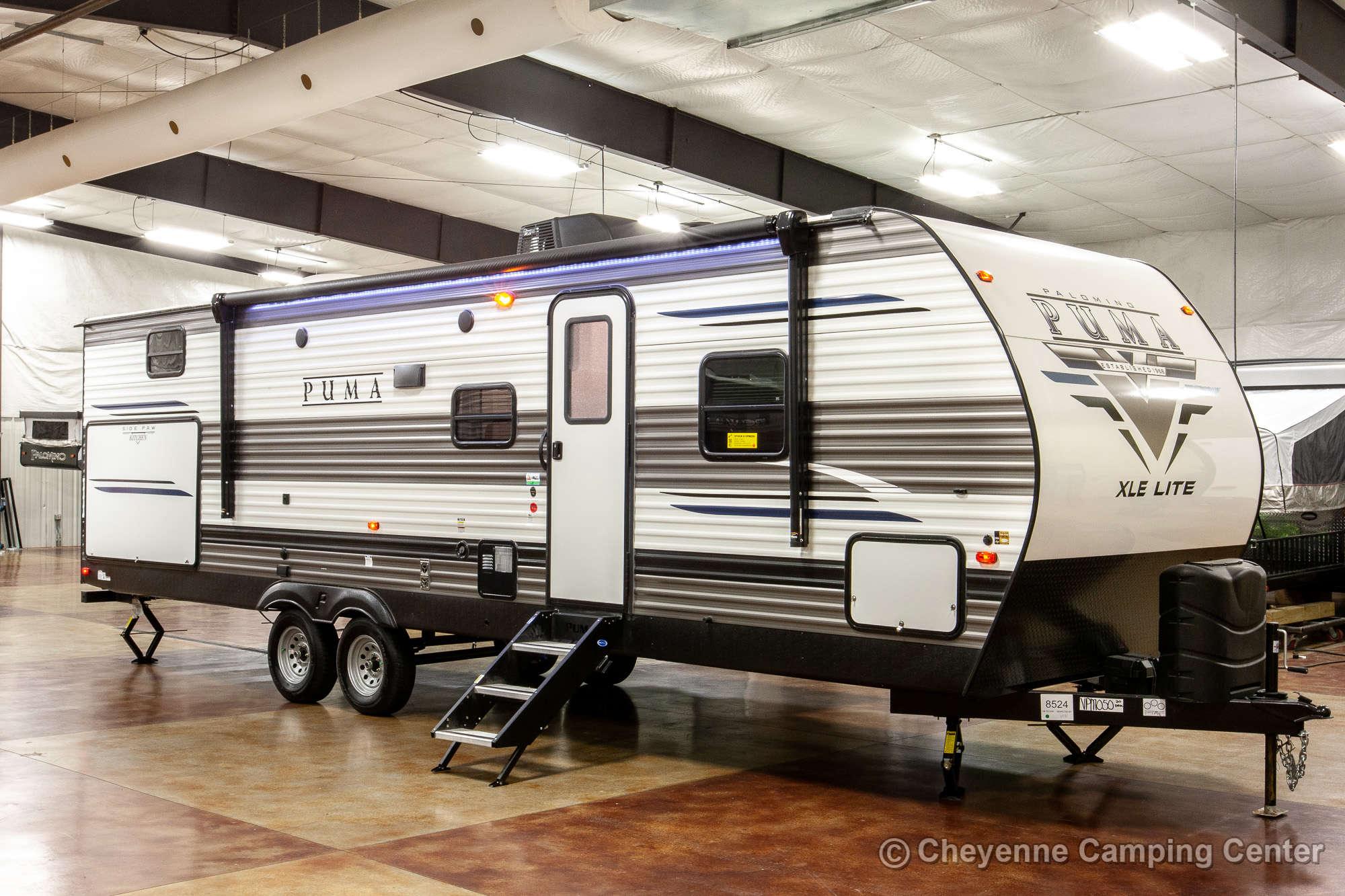2021 Palomino Puma XLE Lite 30DBSC Bunkhouse Travel Trailer