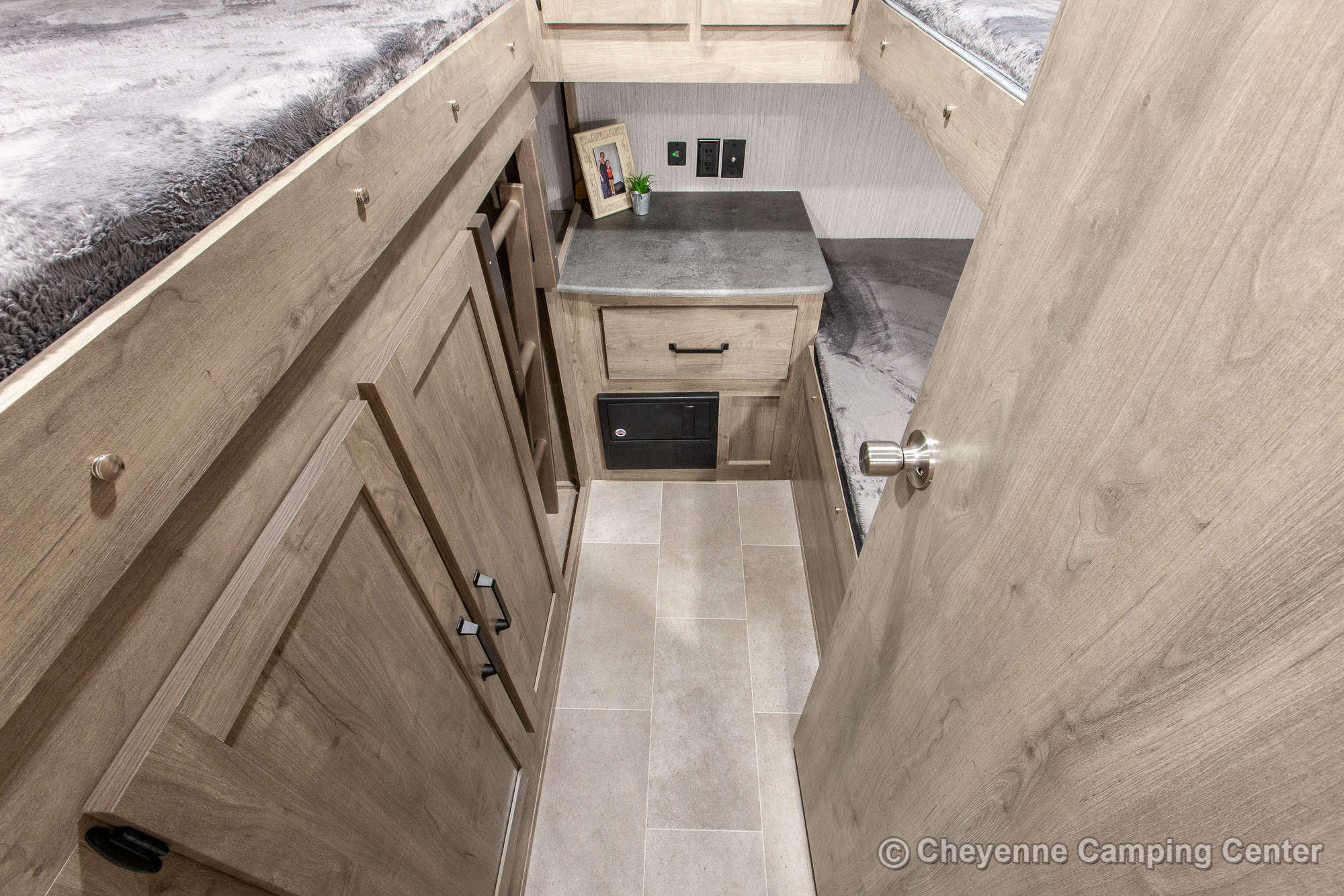 2021 Palomino Puma XLE Lite 30DBSC Bunkhouse Travel Trailer Interior Image
