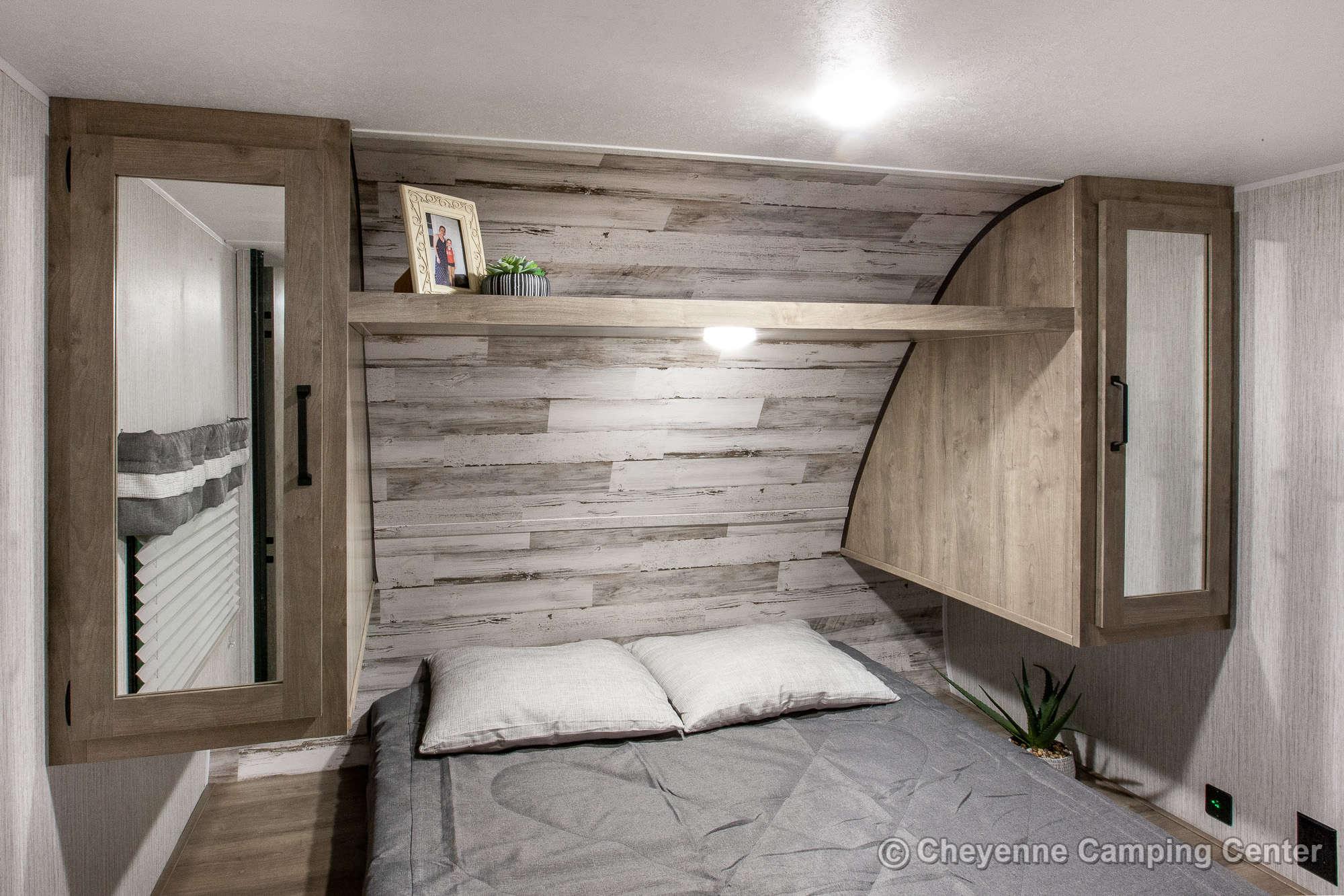 2021 Palomino Puma XLE Lite 30DBSC Bunkhouse Travel Trailer Interior Image