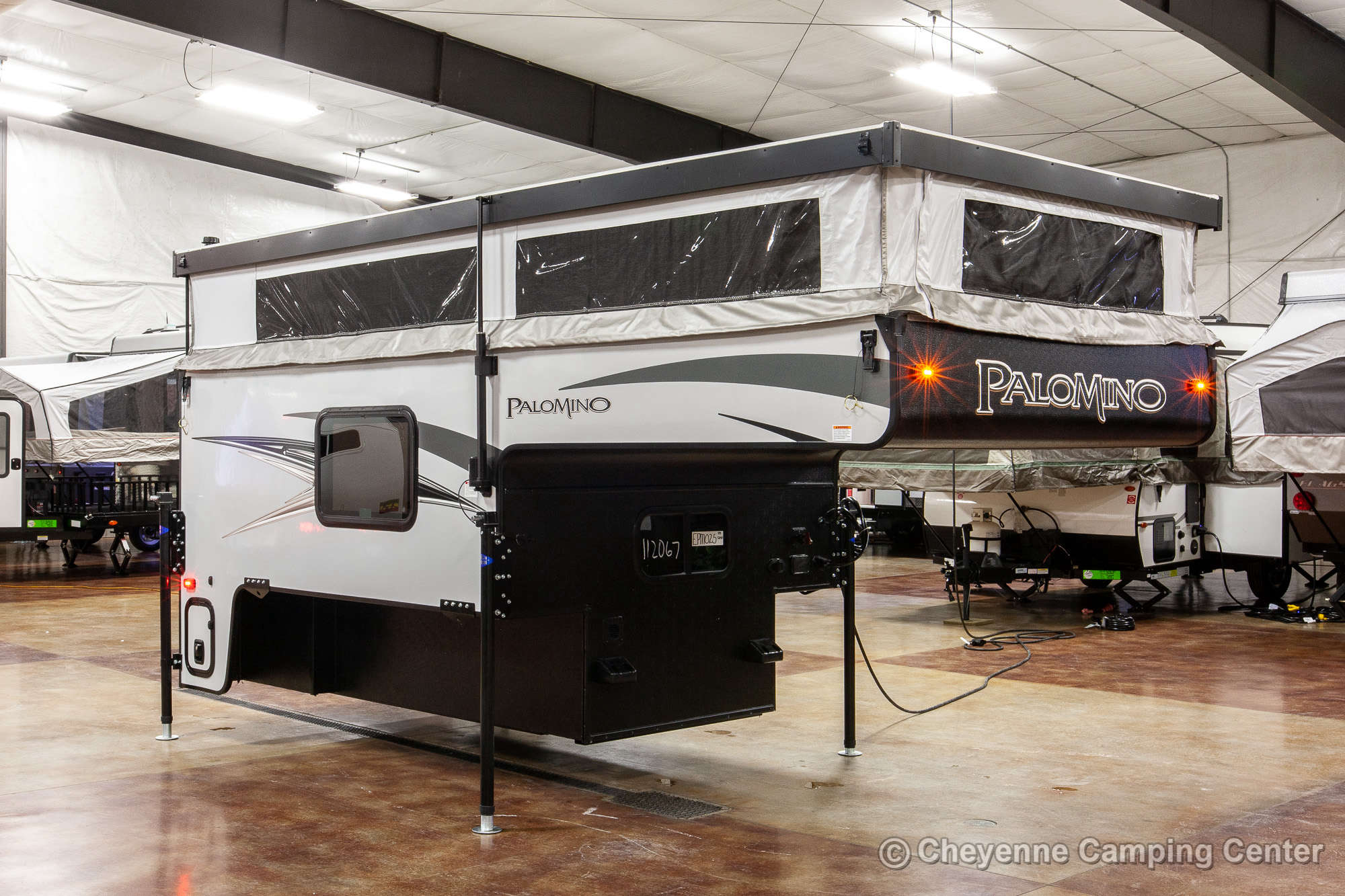 2021 Palomino BackPack SS-1240 Truck Camper