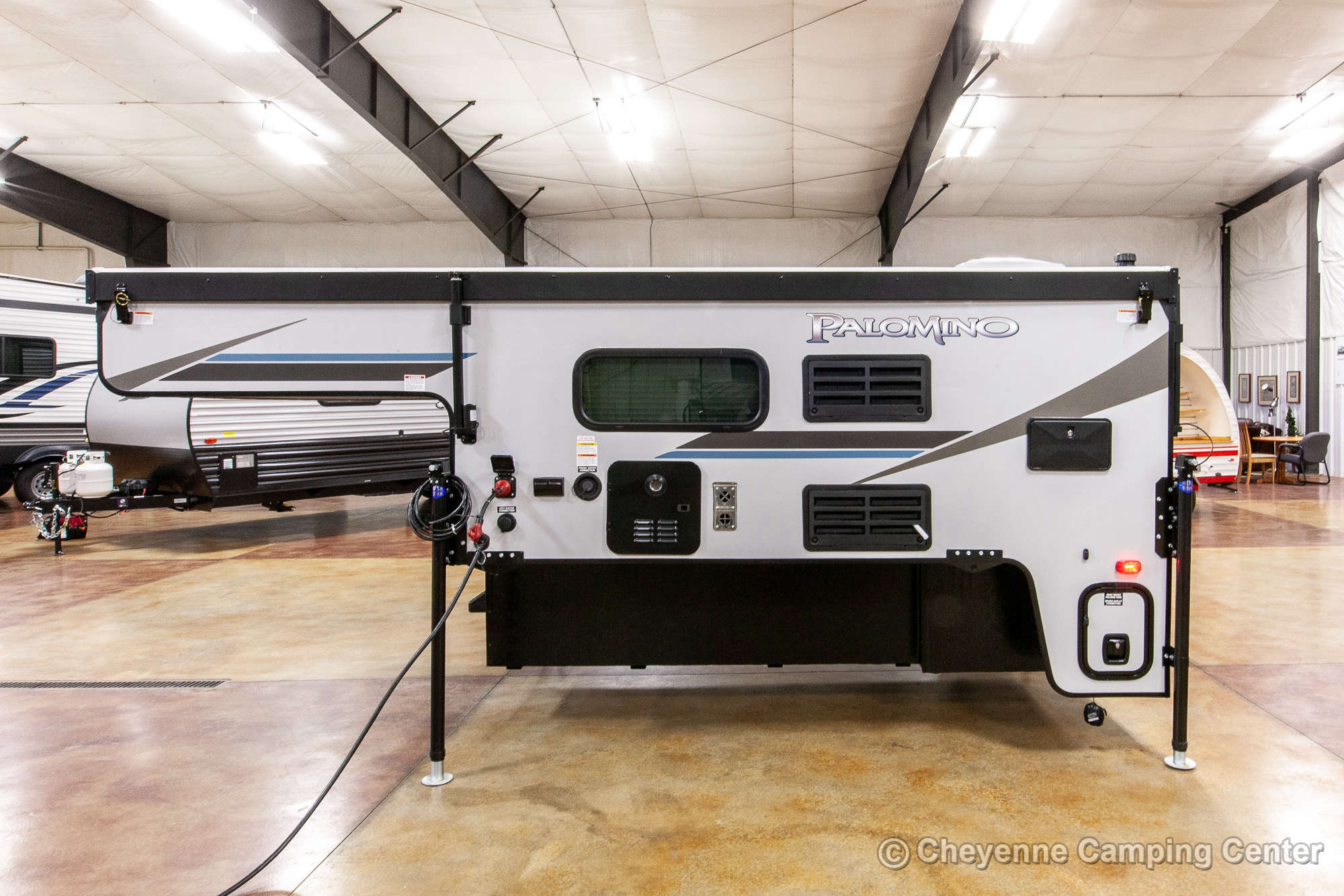 2022 Palomino BackPack SS-1500 Truck Camper Exterior Image