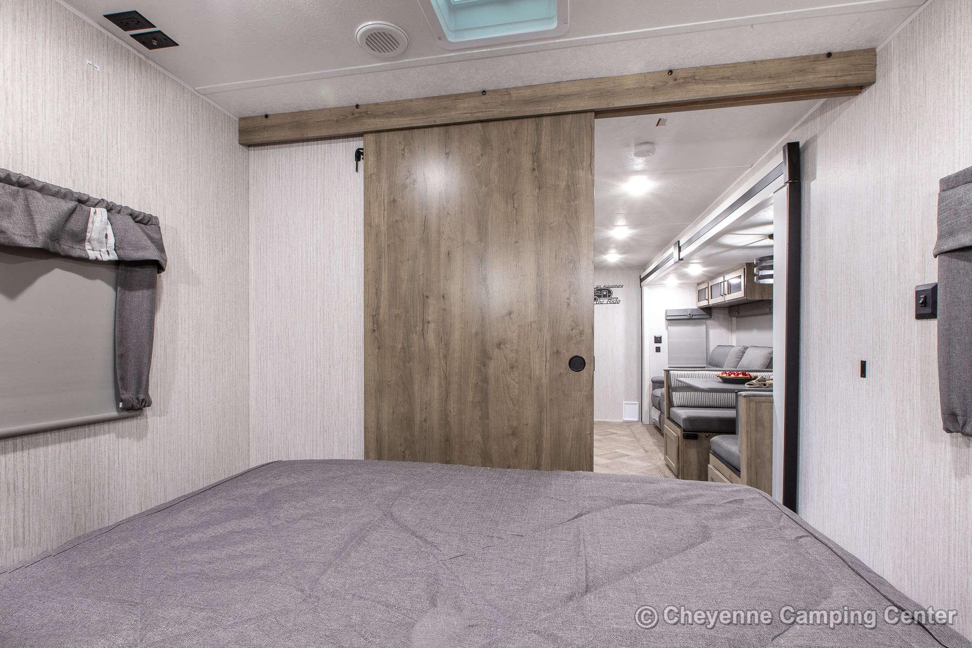 2022 Palomino Puma 26RBSS Travel Trailer Interior Image