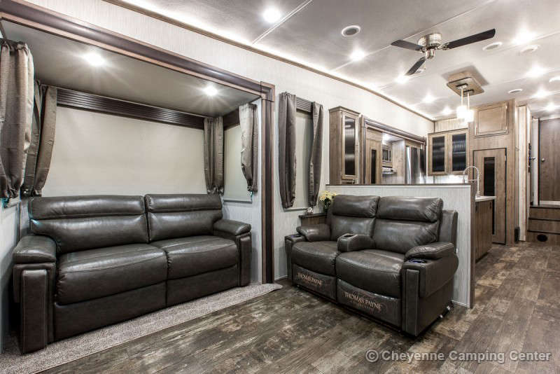 2020 Forest River Sabre 38RDP Fifth Wheel Interior Image